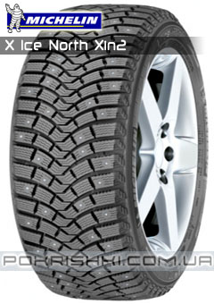 Зимние шины  Michelin X Ice North Xin2
