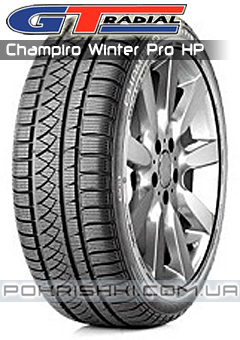 Зимние шины  GTRadial Champiro Winter Pro HP