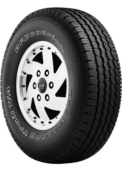 Всесезонные шины  BFGoodrich Radial Long Trail T/A